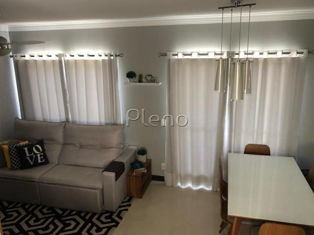 Apartamento à venda com 2 dormitórios em Parque prado, Campinas cod:AP027737 - Foto 3