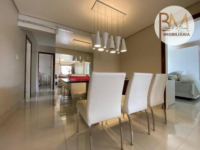Casa com 4 dormitórios à venda, 180 m² por R$ 850.000,00 - Muchila II - Feira de Santana/B - Foto 15