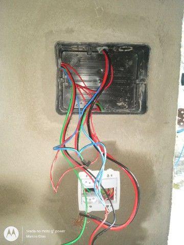 Eletricista- Portão eletrônico- alarmes- câmeras- concertina - Foto 2