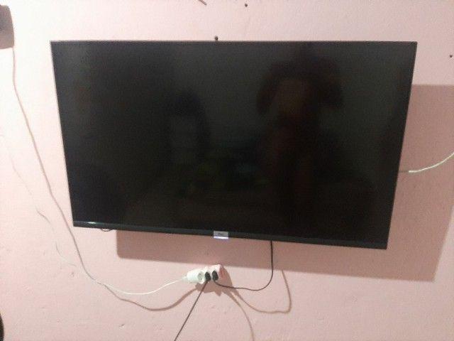 Televisão 43 novinha