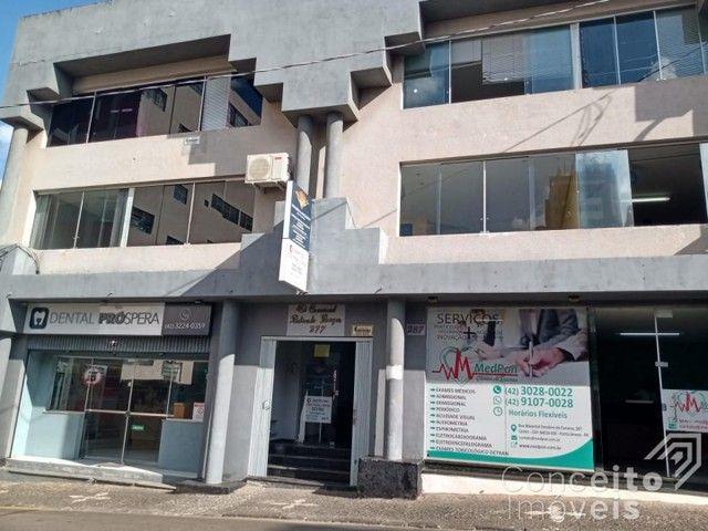 Escritório para alugar em Centro, Ponta grossa cod:392251.001 - Foto 3