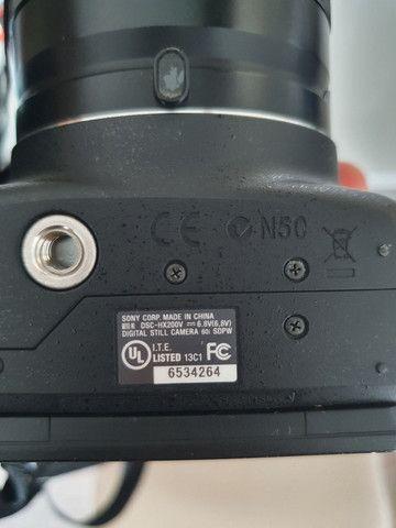 Câmera Sony DSC-HX200V  - Foto 5
