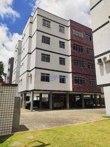 Apartamento com 3 dormitórios à venda, 75 m² por R$ 190.000 - Benfica - Fortaleza/CE - Foto 4