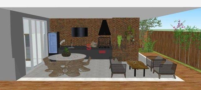 Casa com 3 dormitórios à venda, 180 m² por R$ 1.055.000,00 - Residencial Villa D?Aquila -  - Foto 9