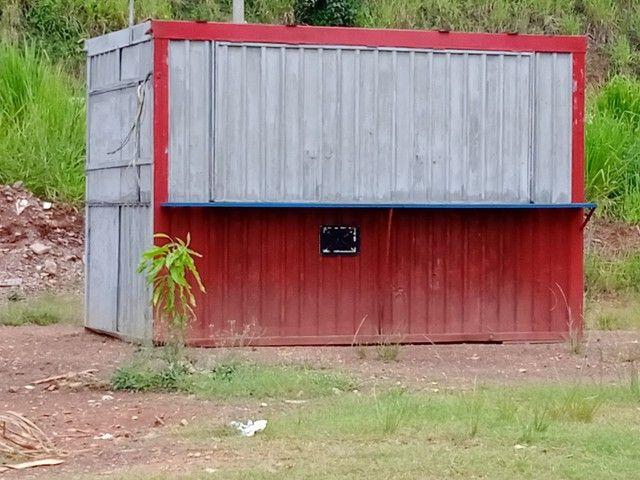 Containers tleilers Vendo Alugo  2:50 por 6:00 - Foto 4
