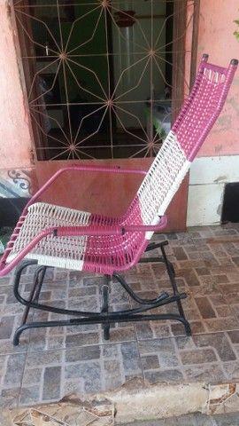 Cadeira de balanço R $ 120.00 - Foto 2
