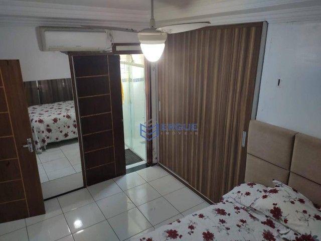 Apartamento com 3 dormitórios à venda, 75 m² por R$ 190.000 - Benfica - Fortaleza/CE - Foto 12