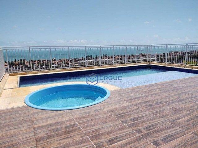 Apartamento com 2 dormitórios à venda, 56 m² por R$ 317.817,92 - Jacarecanga - Fortaleza/C - Foto 12