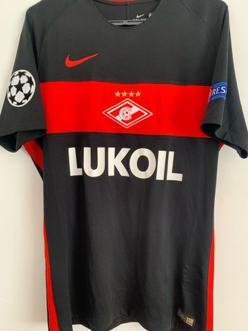 Camisa Spartak Moscow