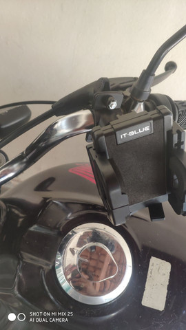 Suporte telefone para moto ou bicicleta  - Foto 2