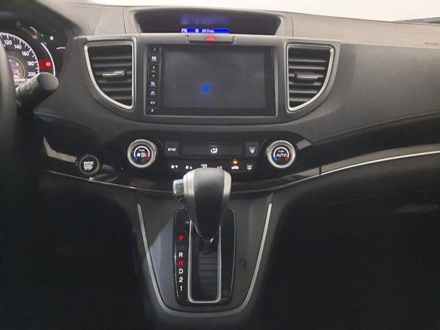 HONDA CRV 2.0 EXL 4X4 16V FLEX 4P AUTOMÁTICO - Foto 13