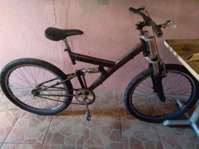 Vendo bicicleta usada m - Foto 4