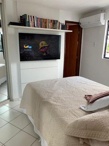 Apartamento no Geisel, 02 quartos - Móveis Projetados - Foto 14