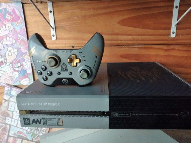 Xbox one Fat 1TB Edição Limitada