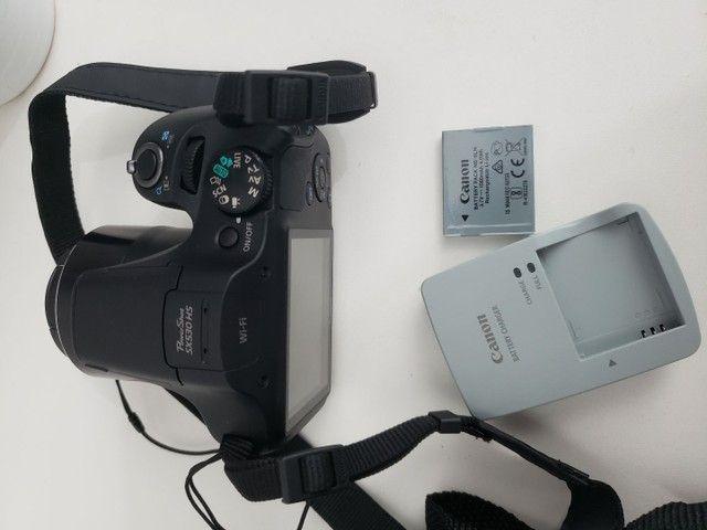 Câmera Canon PowerShot SX530HS 16MP - Foto 4
