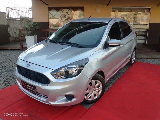 Carro excelente para Uber/Pop - Ford Ka 1.0 Completo! Aceito troca e financio!!!!