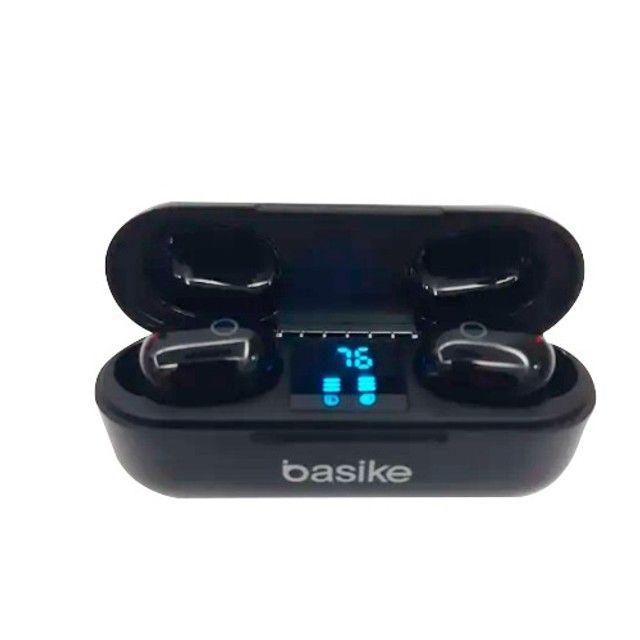 [ Fascinante ] Fone de Ouvido Sem Fio Basike Ba-FON6692 - Foto 3