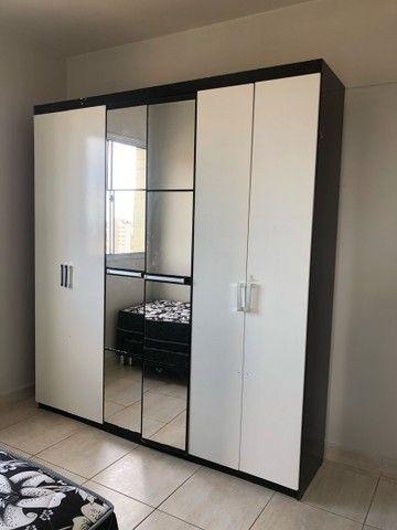 Cama box solteiro bicama e armário  - Foto 4