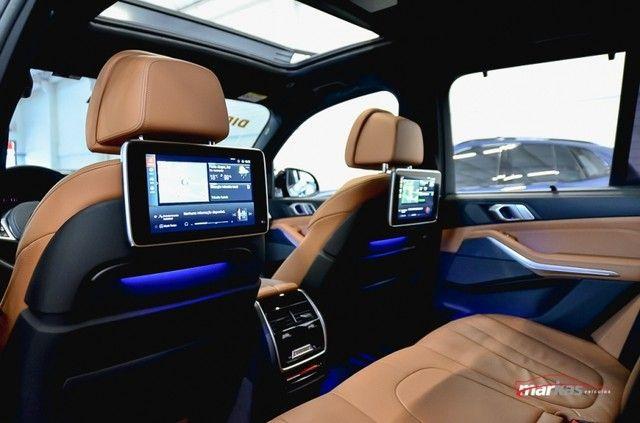 BMW X5 M XDRIVE30D MSPORT 265HP 30 MIL KM UNICO DONO 4P - Foto 9