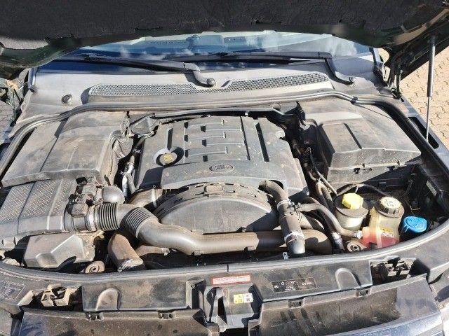 Range Rover Sport SE 3.0 4x4 TDV6 Diesel/ impecável/ revisada/ pneus novos - Foto 11