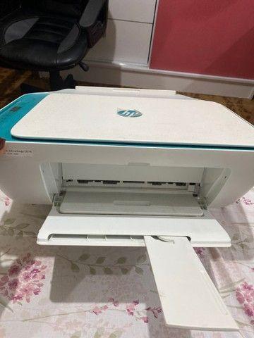 Impressora e scanner hp  - Foto 4