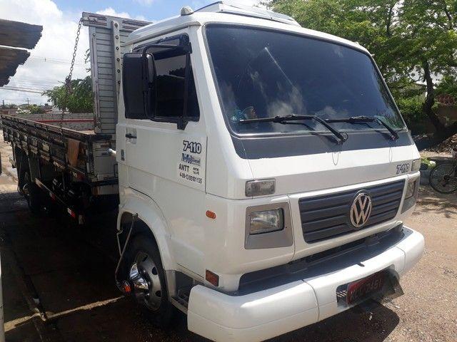 Caminhão vw 7110 EXTRA