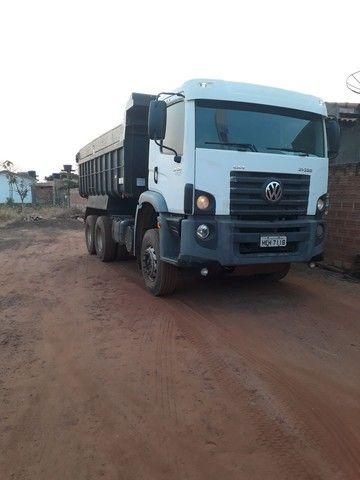 Vende se um caminhão caçamba  - Foto 3