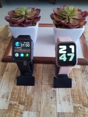 Relógio Smartwatch D20 Plus / Y68 Plus - Lançamento 2021 - Foto 2