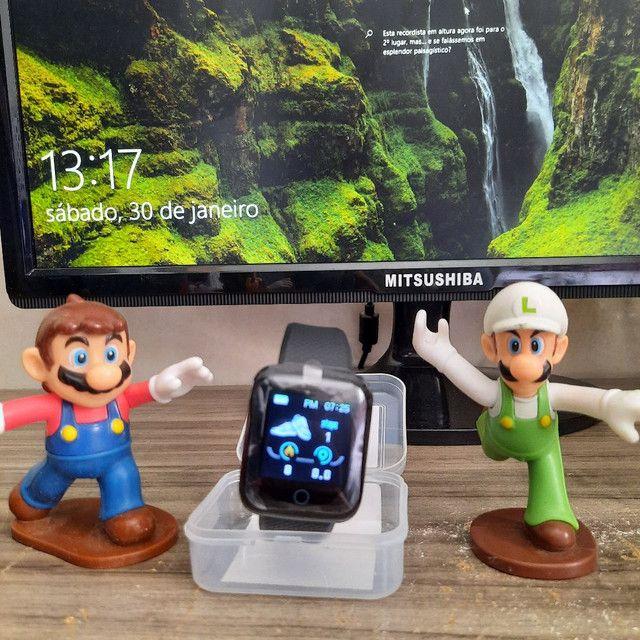 OPORTUNIDADE Smartwatch D13 aceito cartão divido sem juros