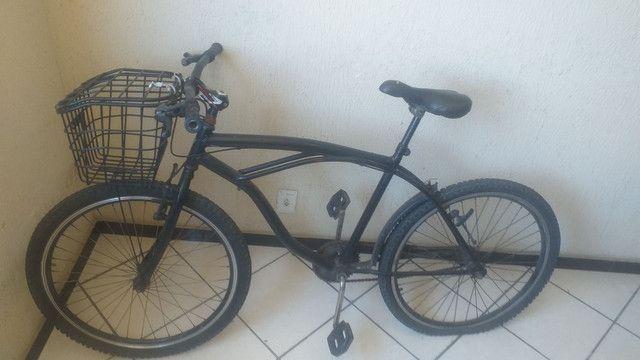 Vendo duas bike a potti precisa de remendo nos dois pneus ja a outra so no traseiro - Foto 2