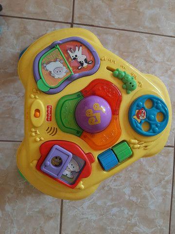 Mesinha de atividades infantil Fisher Price - Foto 2