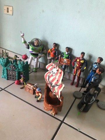 Brinquedos de meninos, completo (usados) - Foto 2