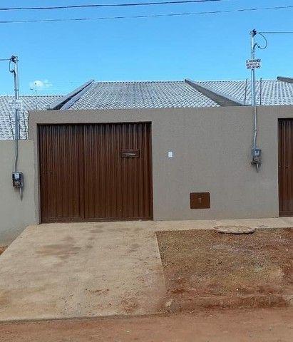 Vende Casas 02 quartos sendo 01 suíte - São Caetano- Luziânia