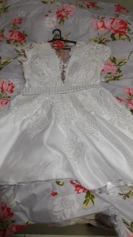 Vestido noiva baladinha