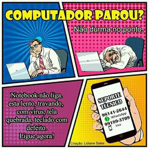 Técnica em Informática