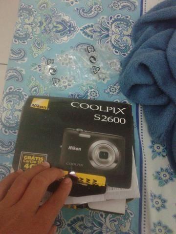 Câmera digital vendo