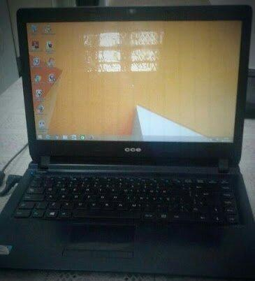 Notebook CCE completo. 99185-5972