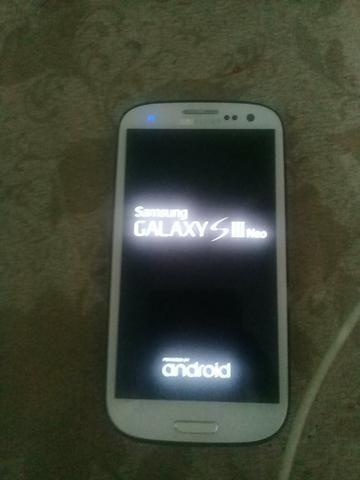 Galaxy s3 neo e um nike