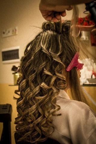 Maquiagem e Penteado - Espaço Dona Cereja