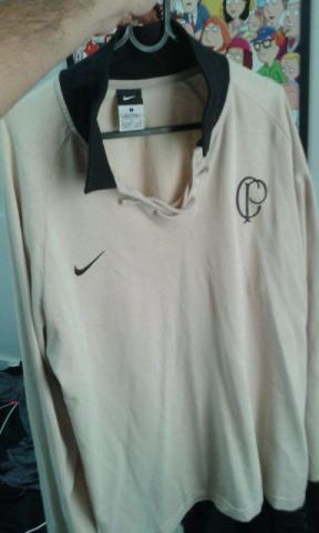 Camisa manga longa corinthians