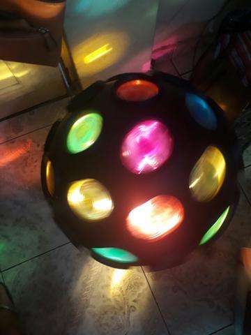 Globo de luzes