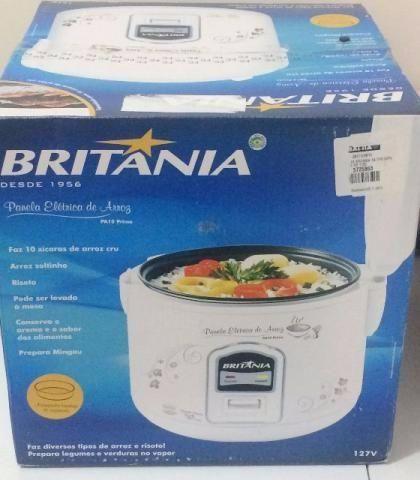 Panela de arroz nova britania