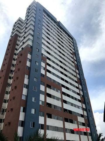 Navegantes e Meridiano, apartamento com 2 quartos, projetado, Parque Iracema, próx BR 116