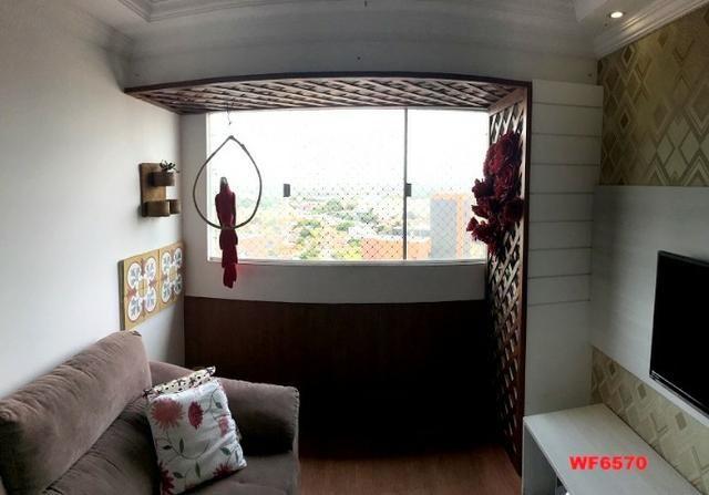Navegantes e Meridiano, apartamento com 2 quartos, projetado, Parque Iracema, próx BR 116 - Foto 14