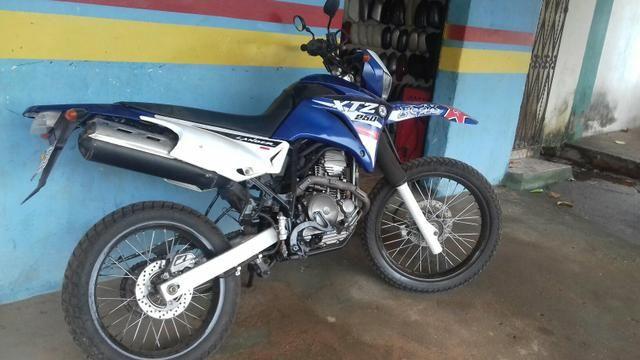 Yamaha/Lander XTZ 250