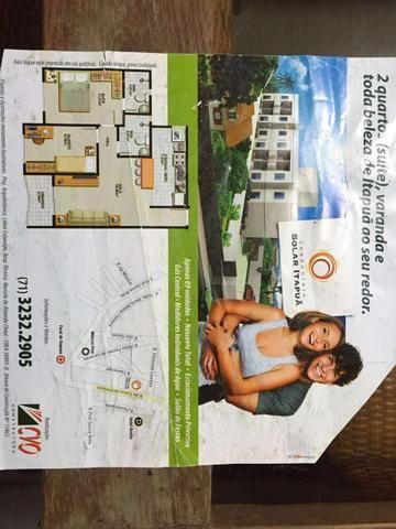 Apt 2/4 Itapoan - Próximo Hotel Deville