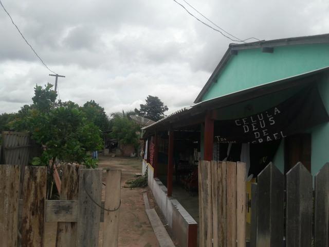 Duas casa em um só Terreno