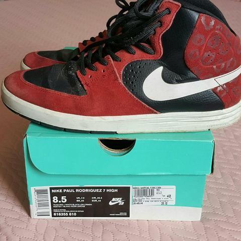 release date: 1f129 2a972 Nike SB Paul Rodriguez 7 High n.40