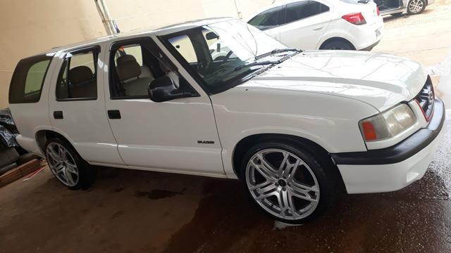 ae4992f766 Preços Usados Chevrolet Blazer Bancos Couro - Página 4 - Waa2