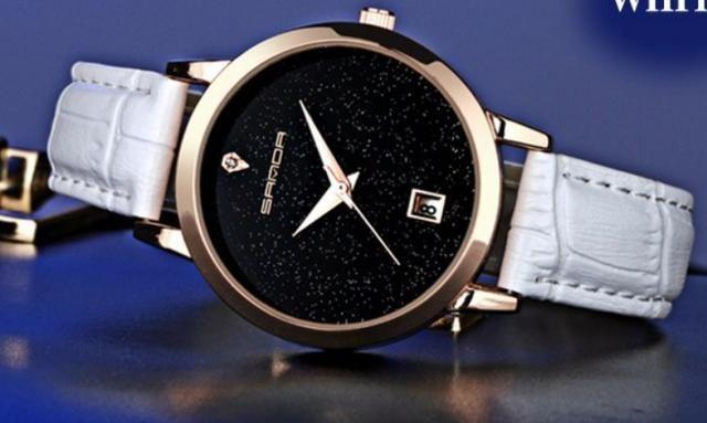 aec5645864a Relógio de pulso Sanda - Original - Feminino - Pronta entrega ...